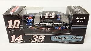 Tony Stewart 2013 Lionel/Action #14 Mobil 1 BLACK 1/64 Diecast FREE SHIP