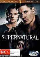 Supernatural Season 7 : NEW DVD