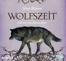 Wolfszeit von Nina Blazon (2012)