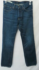 Abercrombie & Fitch Boys Jeans Remsen Low Rise Slim Straight  Size 14