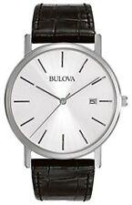 Bulova Men's 96B104 Stainless Steel Dress Watch