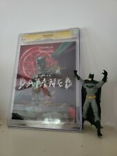 Batman: Damned 1 Variant Signature Series CGC 9.9 WHITE PAGES SS X3 Movie Soon!