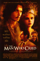The Man Who Cried (2001) original movie poster - single-sided - rolled