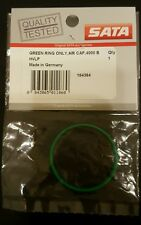 SATA 4000 HVLP (Green) Air Cap id Ring (164384)