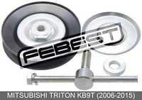 Pulley Tensioner Kit For Mitsubishi Triton Kb9T (2006-2015)