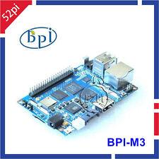 Banana Pi M3 A83T Octa-Core (8-core) 2GB RAM BPI M3 with WiFi & Bluetooth 4.0