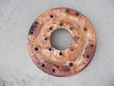 Allis Chalmers D15 Ac Tractor Wheel Center Hub Spin Out Section