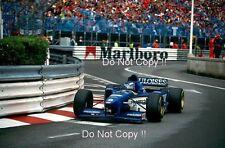 Olivier Panis Ligier JS43 Winner Monaco Grand Prix 1996 Photograph 1