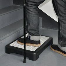 Half Step Anti Slip Elderly Mobility Assistance Aid Rubber Platform Outdoor Mat
