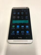 HTC One M7 16GB Silver Unlocked Smartphone