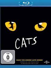 SIR JOHN MILLS, ELAINE PAIGE - CATS - THE MUSICAL -  BLU-RAY NEU