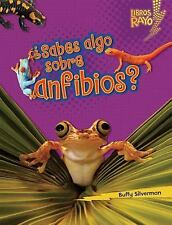 ..Sabes algo sobre anfibios?/ Do You Know about Amphibians? (Libros Rayo - Cono