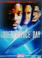 INDEPENDENCE DAY (1996( di Roland Emmerich VERSIONE ESTESA 2 DVD - EX NOLEGGIO