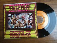 JEFFERSON AIRPLANE - CROWN OF CREATION / LATHER - US P/S RCA 47-9644/ 1968 EX/+