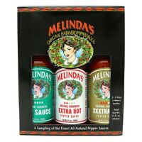 Melinda's Classic Collection Hot Sauce Variety Pack