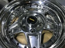 Simmons wheels B45 custom 3 piece wheels 15 and 16 inch Ford falcon Holden HQ-WB