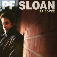 P.F. Sloan : Sailover CD (2006) ***NEW***