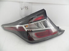 OEM TAILLIGHT TAIL LAMP LIGHT TAILLAMP LED CHEVY VOLT 1 7 18 LH NICE