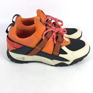 Under Armour Valsetz Running Shoes Men's Size 11 Orange 3023229-801