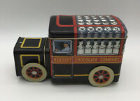 VTG Hershey's Vehicle Series Canister #1 - Milk Truck 2000 Collectible Tin
