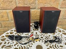 Surf Sound WS620 Active Speakers with Built Amplifier and Audio Cables