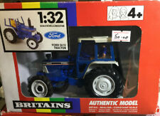 BRITAINS FORD 5610 FARM TRACTOR. 1/32  SCALE