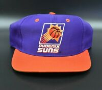 Phoenix Suns NBA Global Caps Vintage 90's Adjustable Snapback Cap Hat