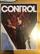 Control Steelbook - NEU - B-Ware - Custom - ohne Spiel