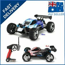 AU Wltoys A959 RC Car 2.4G 50km/h Off-Road Electric Buggy 4WD Remote Control1/18