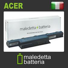 Batteria 6 Celle per Acer TravelMate 5735Z
