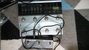 tc electronic nova system plus switch TC helicon pedal