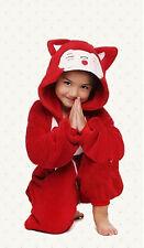 Hot sale kids Pajamas Kigurumi Unisex Cosplay Animal Costume hooded sleepwear