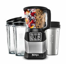 Ninja BL492UK Blender Duo with Auto-iQ - Black/Silver