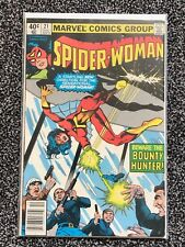 SPIDER-WOMAN (Vol 1)  # 21  - MARVEL - (CENTS)