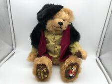Hermann🏅🏅 Teddy Bär 42 cm.🏅🏅 Limitierte Auflage. Top Zustand.