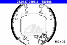 Bremsbackensatz für Bremsanlage Hinterachse ATE 03.0137-0196.2
