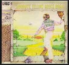 ELTON JOHN GOODBYE YELLOW BRICK ROAD CD JAPAN 1984
