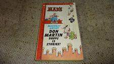 VINTAGE MAD COMIC BOOK DIGEST PAPERBACK Don Martin  WARNER Feb 1974