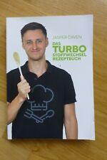 Das TURBO Stoffwechsel Rezeptebuch - Jasper Caven