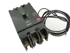 NEW GE TEY3100ST12 Circuit Breaker 3 POLE 100AMP W/ 120V SHUNT TRIP