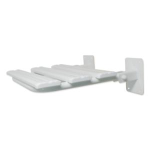 Duschklappsitz Klappsitz Dusch für barrierefreies Bad BELASTBAR bis 120 kg