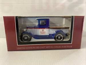 Spec Cast 1928 Chevy National AB Limited Edition Diecast Metal Collector's Bank