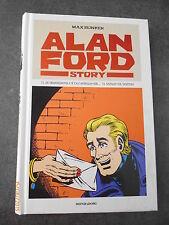 ALAN FORD STORY n° 36 (contiene i nn° 71 e 72) - MONDADORI CARTONATO - NUOVO