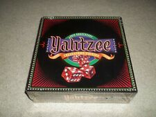 New Sealed Vintage Yahtzee 40th Anniversary Collectors Edition 1996 Game NIB