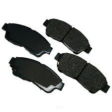 Disc Brake Pad Set-FWD Front Akebono ACT562