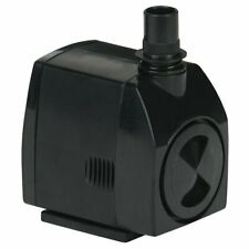 Little Giant 300 GPH 23W Magnetic Drive Statuary Submersible Fountain Pond Pump