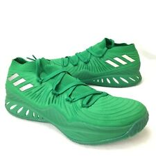 Adidas Crazy Explosive Primeknit Low B75930 Mens Size 18 US Green Basketball