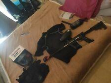 Lanceur paintball Tippmann 98 Custom +bille+Gillet tactique,casque etc....