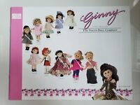 GINNY 1999 CATALOG COLLECTION THE VOGUE DOLL COMPANY GREAT COLLECTIBLE NM