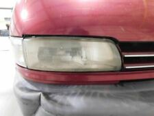 Passenger Right Headlight Without Fog Lamps Fits 91-93 Previa 1191932